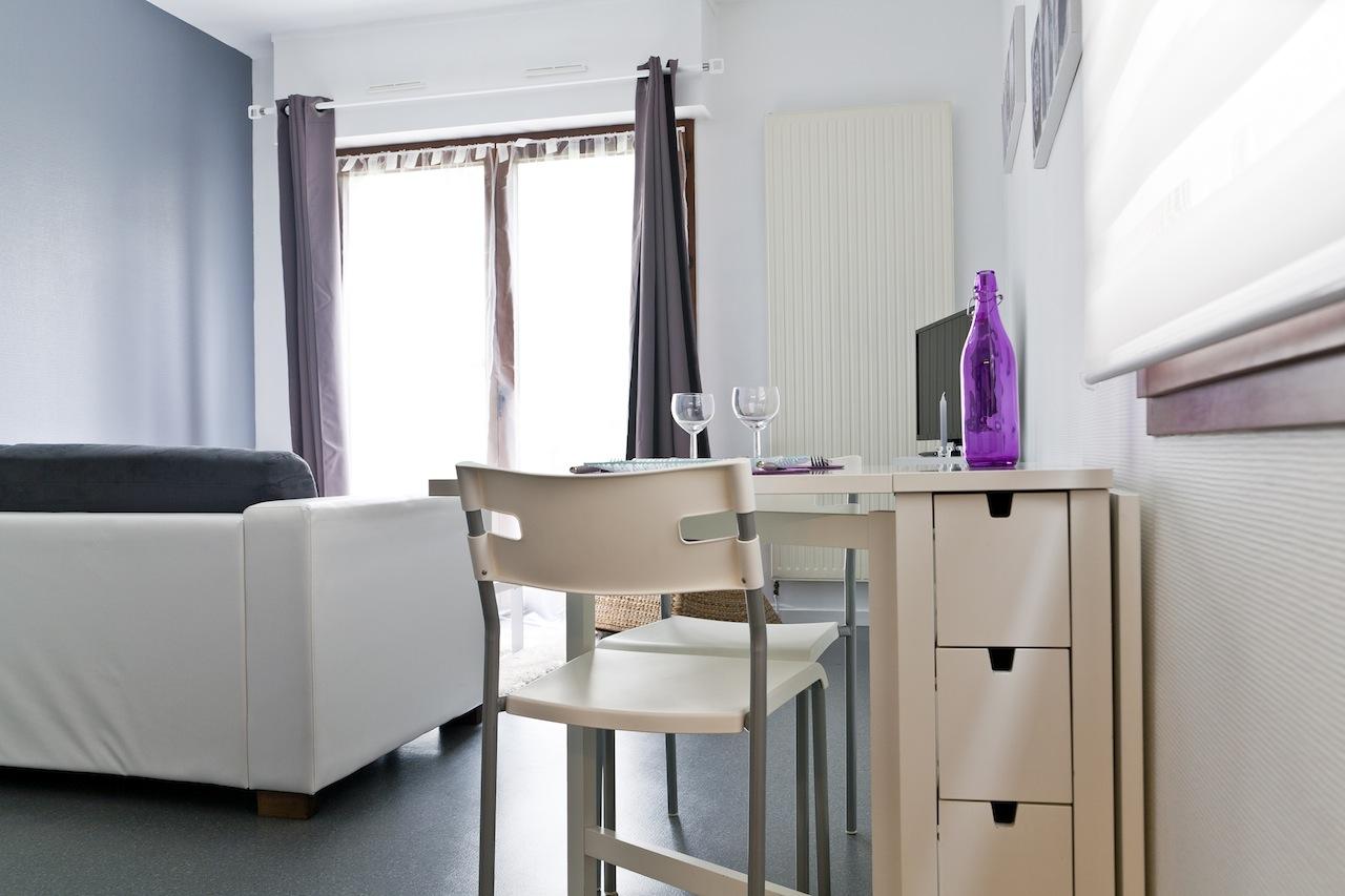 appart h tel le magellan appart h tel nantes g te urbain meubl en centre ville de. Black Bedroom Furniture Sets. Home Design Ideas