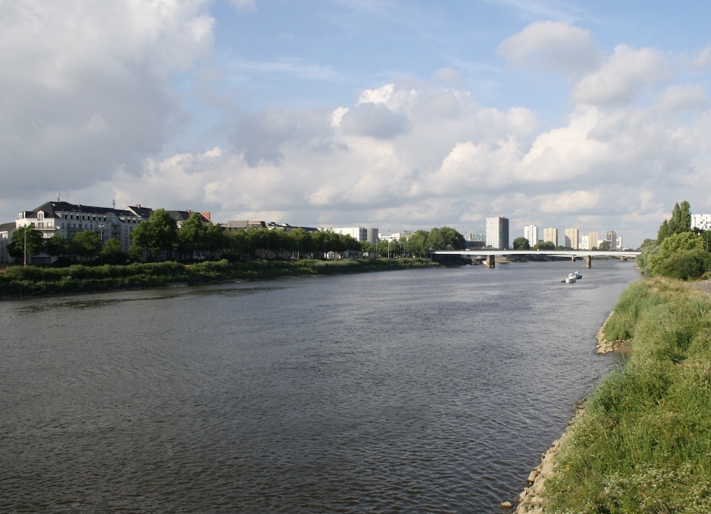Gîte urbain - Bord de Loire