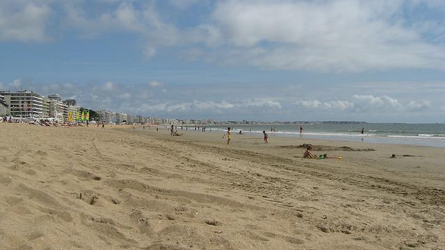 La Baule plage