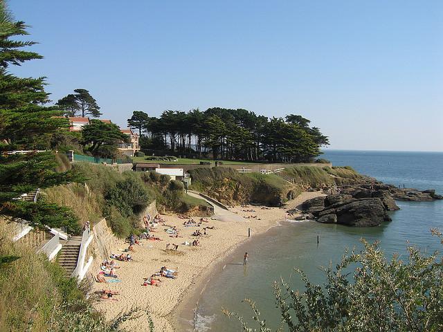 Les plus belles plages de loire atlantique g te urbain - Piscine loire atlantique ...