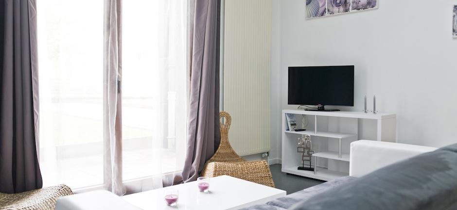 appart h tel nantes g te urbain meubl en centre ville de nantes. Black Bedroom Furniture Sets. Home Design Ideas