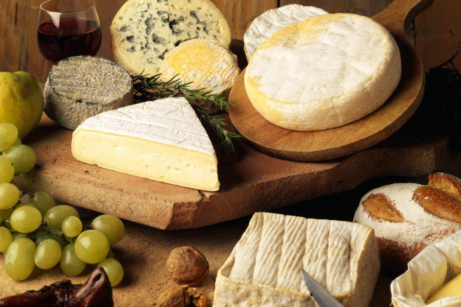 fromages pays de la loire
